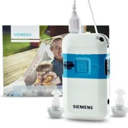 Skaitmeninis kišeninis klausos aparatas Siemens DH-1820